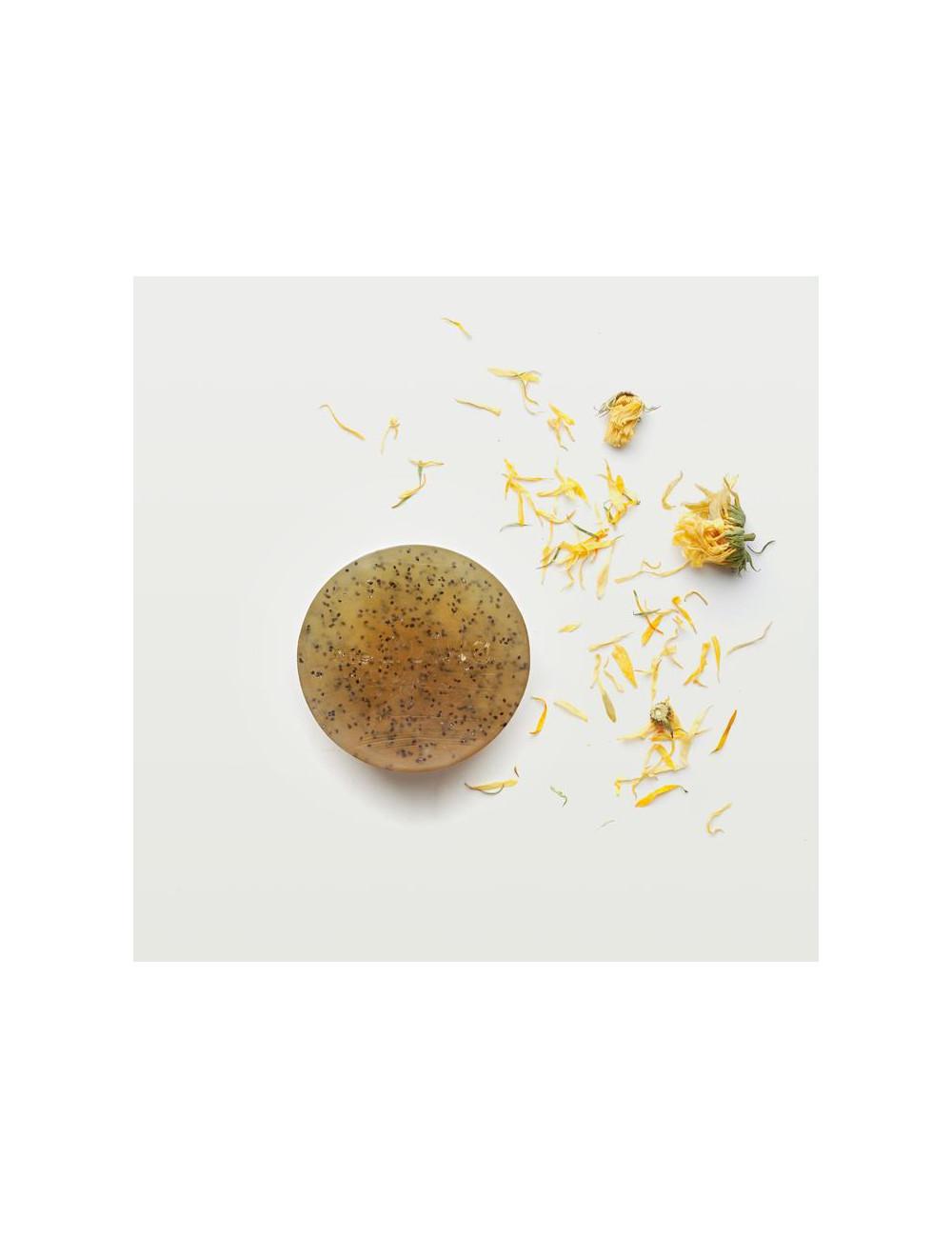 Savon exfoliant - Marigold the Munio