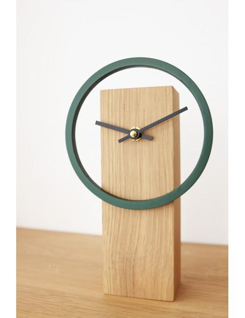 Horloge Cyclock - Vert Celestat Drugeot Manufacture