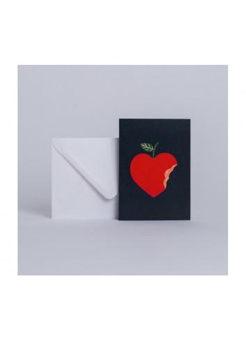Carte - Pomme d'amour Season Paper