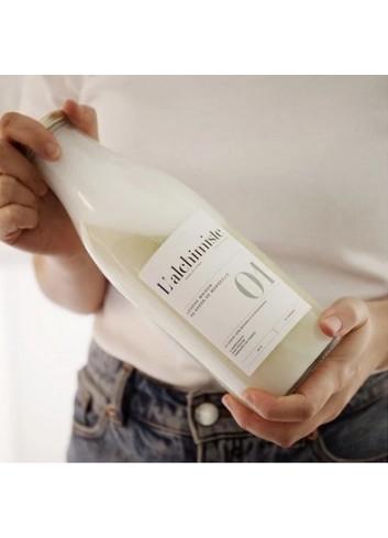 Lessive liquide au savon de Marseille L'Alchimiste