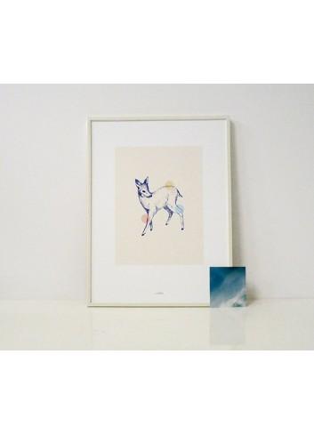 Affiche - Bambi
