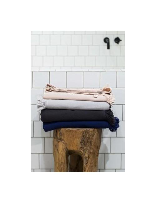 Serviette de bain la cerise sur le gateau coton bio oekotex