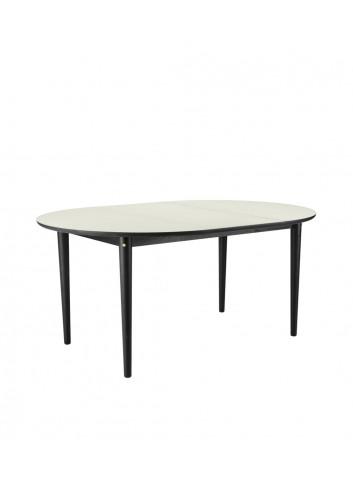 Table ronde extensible Bjork C62E - Chêne & Lino FDB Mobler