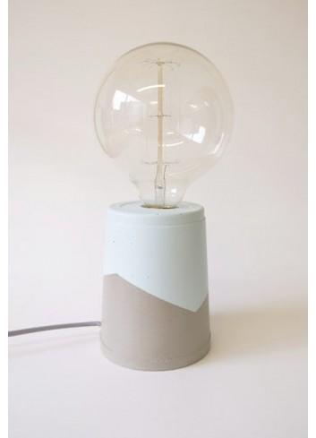 Lampe colorée