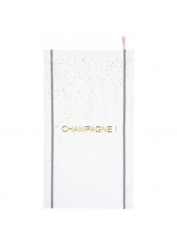Torchon Champagne