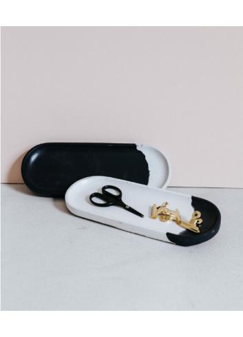 Vide poche - Terracotta & béton naturel made in france handmade