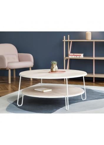 Eugénie Table basse 90 cm