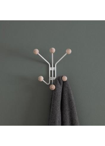 Porte Manteau Bill XS - Blanc
