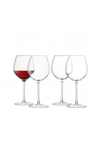 Set de 4 verres à vin - Wine
