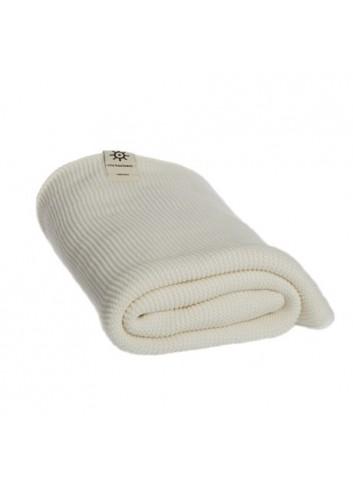 Serviette de bain- Blanc