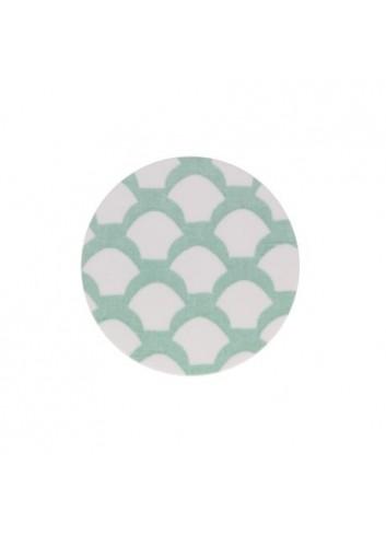 Manique en lin - Vert Mint