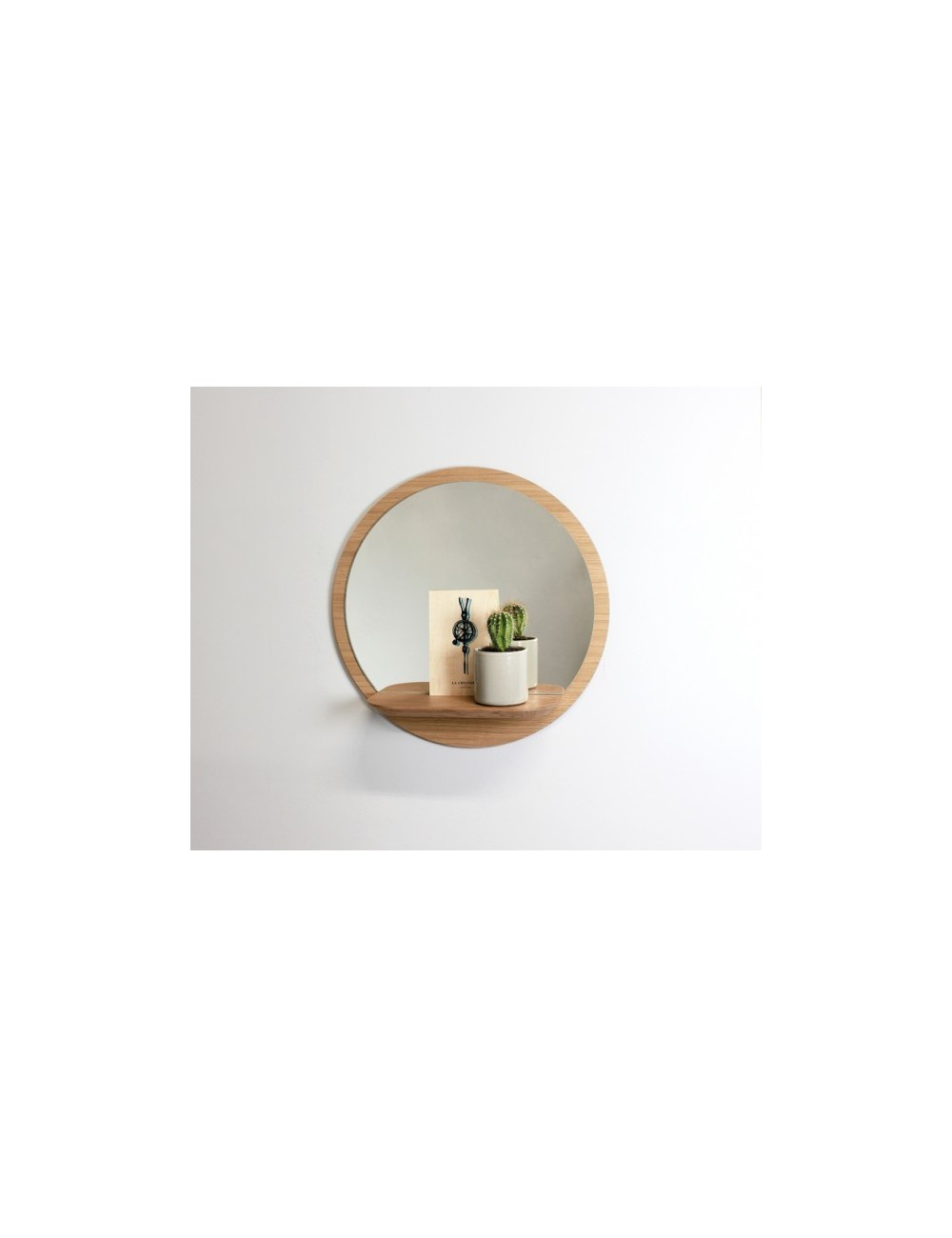 Sunrise- le petit miroir avec tablette made in France reine mere