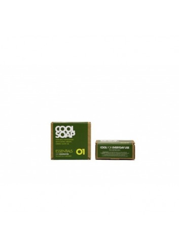 """Savon """"Colours"""" - 01 Jasmin- cool soap- huile d'olive- huile de coco"""