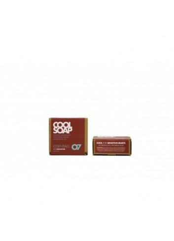 """Savon """"Colours"""" - 02 argile et lavande- cool soap- huile d'olive- huile de coco"""