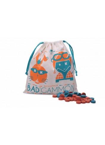 Bad Gammon les jouets libres fabriqué en france jeu de société