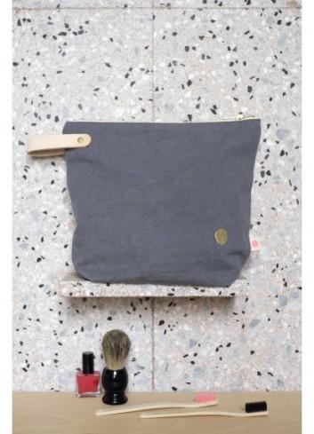 Trousse de toilette Iona - Sésame (Grand modèle) fabriqué au Portugal par la Cerise sur le gateau