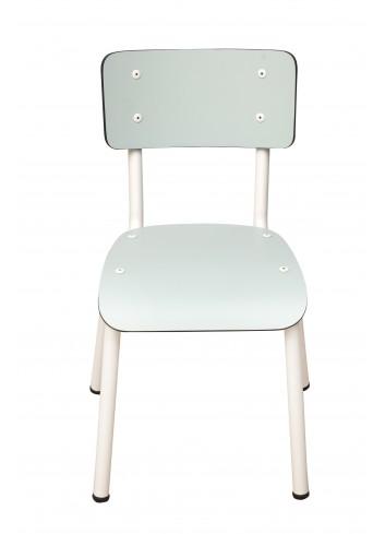 Chaise d'écolier Little Suzie- Menthe les Gambettes fabrication européenne
