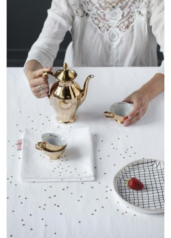 Nappe Pluie d'or - Milk la cerise sur le gateau made in portugal