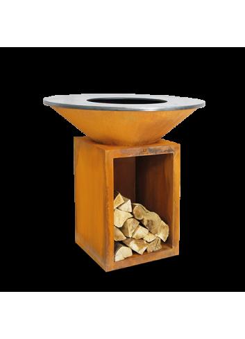 Barbecue plancha OFYR classique  Storage- 100/100 fabriqué aux Pays-Bas