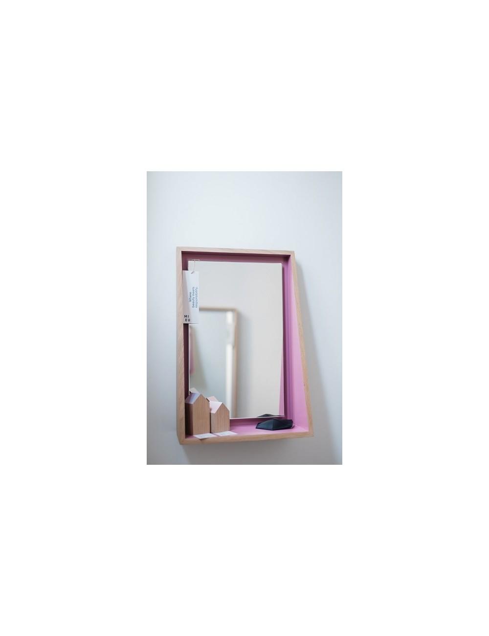 Float avec tablette rose