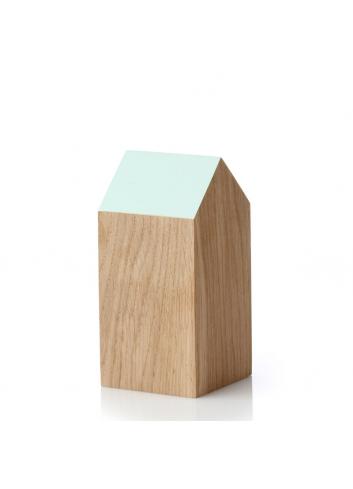 Maisonnette en bois ARCH Medium- ocean green