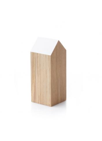 Maisonnette en bois ARCH Medium- blanc