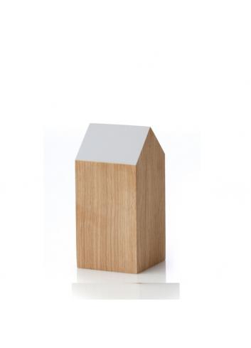 Maisonnette en bois ARCH Medium- gris clair