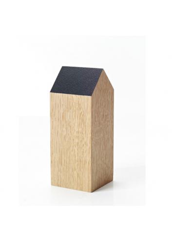 Maisonnette en bois ARCH Medium- noir