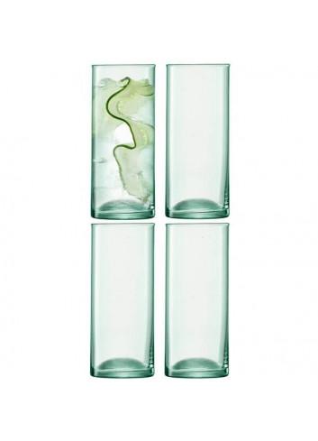 Verres long drink en verre recyclé made in Poland