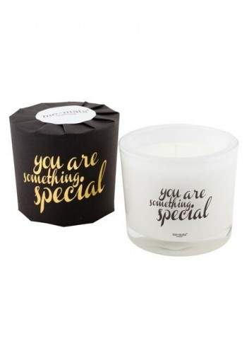 Bougie parfumée 'You are something special'