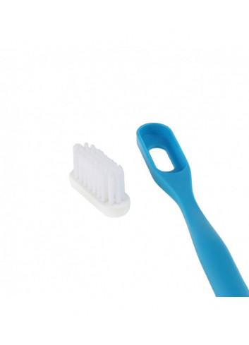 têtes de brosse à dents rechargeable Lamazuna bioplastique