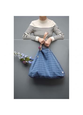 Sac de voyage Oscar blueberry la cerise sur le gateau made in portugal sac shopping