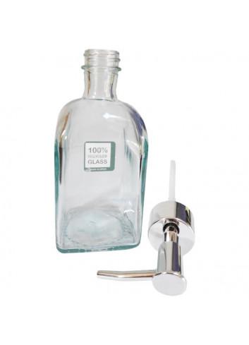 Distributeur de savon 250ml verre recyclé