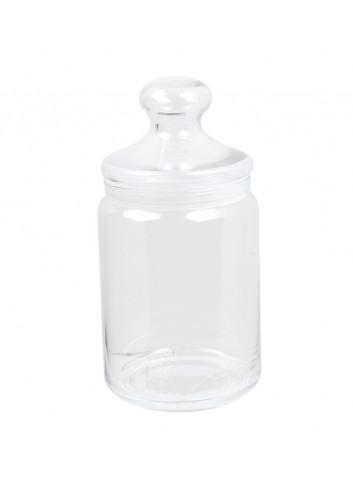 bonbonnière en verre 1l