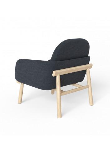 fauteuil George gris ardoise fabriqué en Europe harto