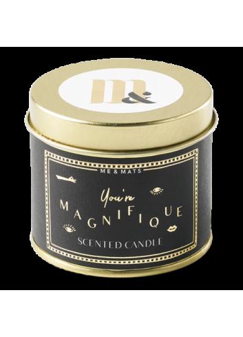 bougie parfumée Magnifique