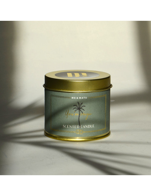 bougie parfumée You are magic