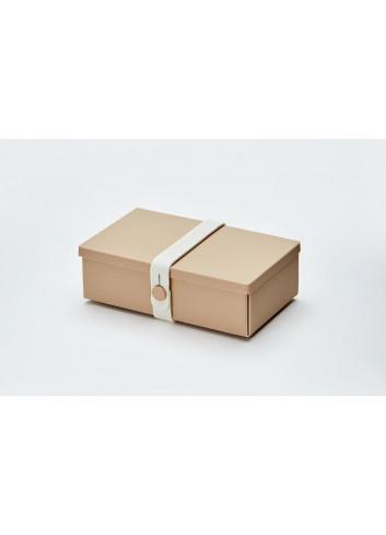 boite à tartine transportable plastique danoise