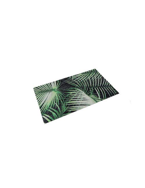 tapis de sol paillasson jungle