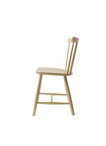 chaise J46 hêtre FDB Mobler J46 hêtre