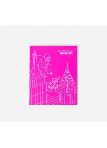 Carnet de notes et coloriage- New-York