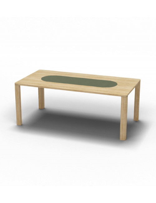 table Garance chêne et Fenix Hartô made in Portugal