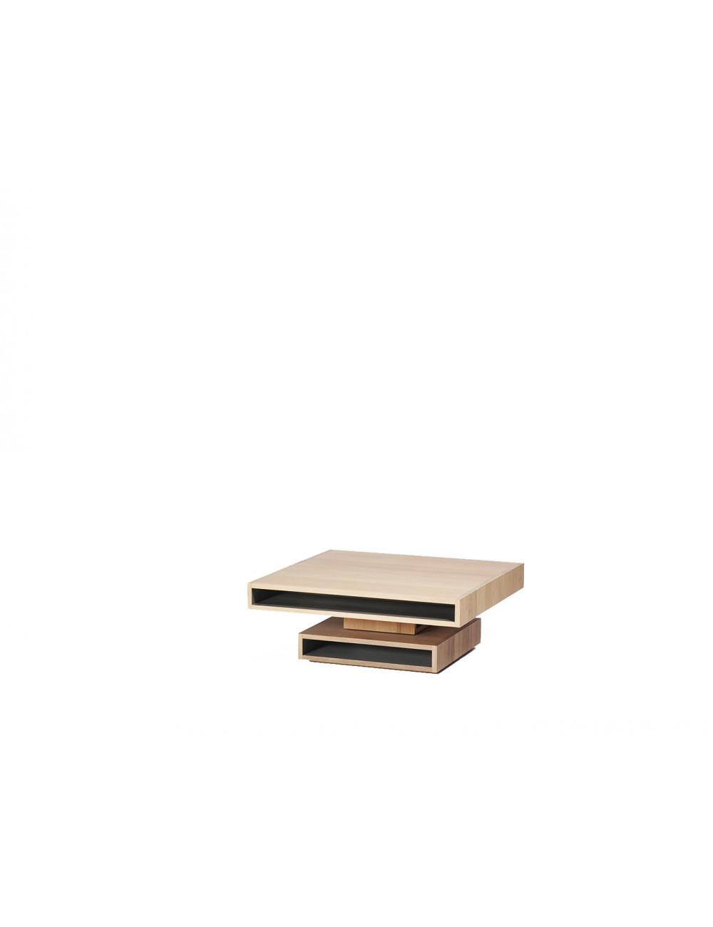 table basse cubocarré chene massif