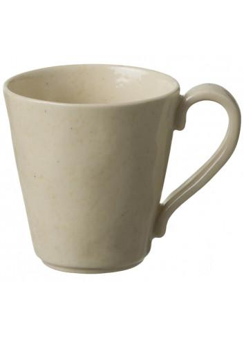 mug lagoa Pedra white en grès