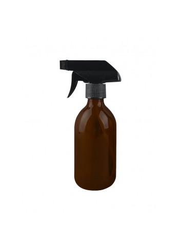 vaporisateur spray ambré verre 500ml ma droguerie ecologique