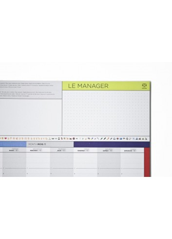 Planificateur - Le Manager