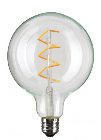 Ampoule LED Spiral Nud collection