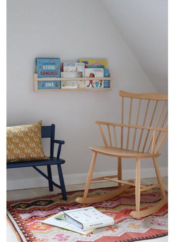 design scandinave fauteuil à bascule