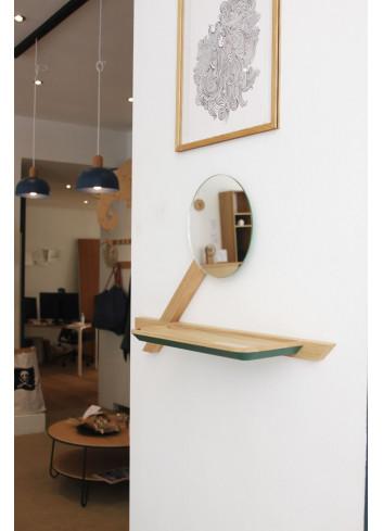 miroir vide poche Dernier Coup d'Oeil Drugeot