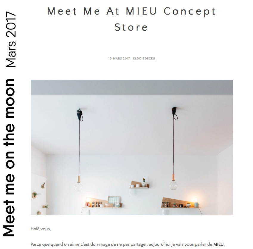 meet me on the moon article blog MIEU.JP